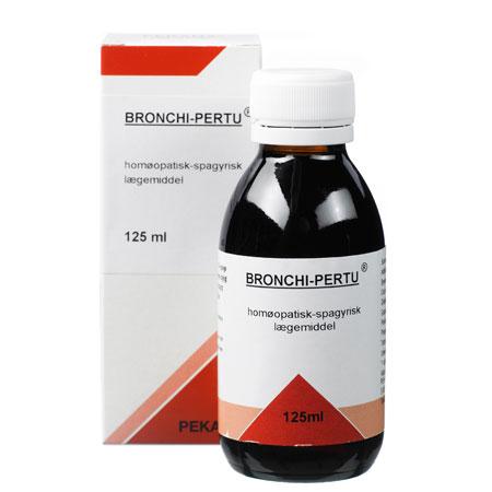 Billede af Pekana Bronchi Pertu Hostemixtur (125 ml)