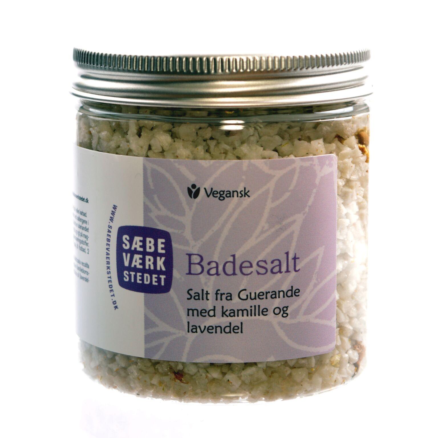 Image of Badesalt Kamille Og Lavendel (200 gr)