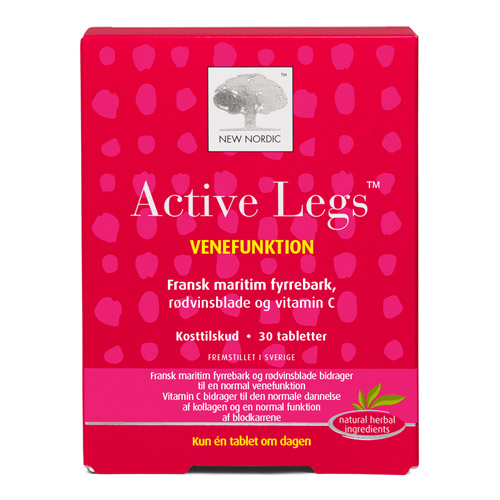 Image of New Nordic Active Legs (30 tabletter)