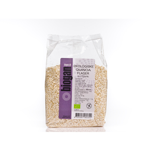Image of Biogan Quinoa Flager Ø (500 gr)