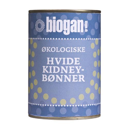 Biogan hvide bønner fra Helsebixen