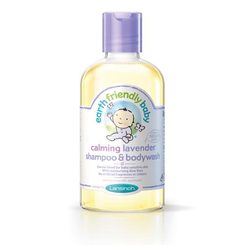 EFB Økologisk Lavendel Shampoo & Bodywash (250 ml)