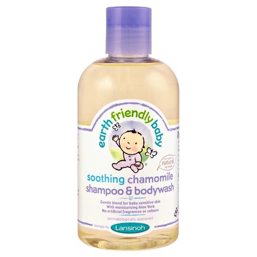 EFB Økologisk Shampoo & Bodywash med Kamille (250 ml)