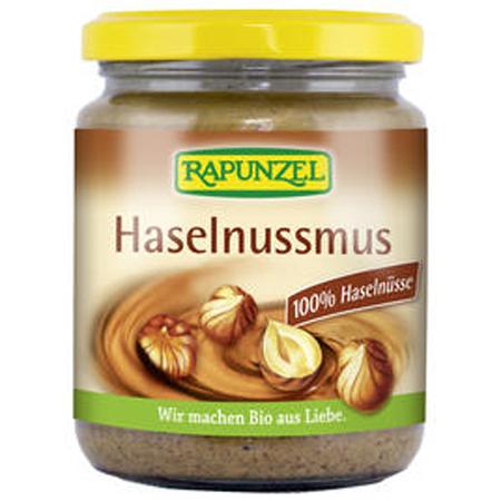 Image of Rapunzel Hasselnøddecreme Ø (250 gr)