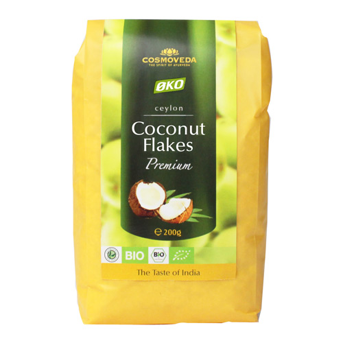 Cosmoveda kokosmel fra Helsebixen