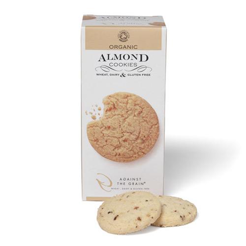 Image of Organinc Almond Cookies Glutenfri Ø (150 gr)