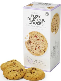 Image of Glutenfri Berry Delicious Cookies Ø (150 gr)