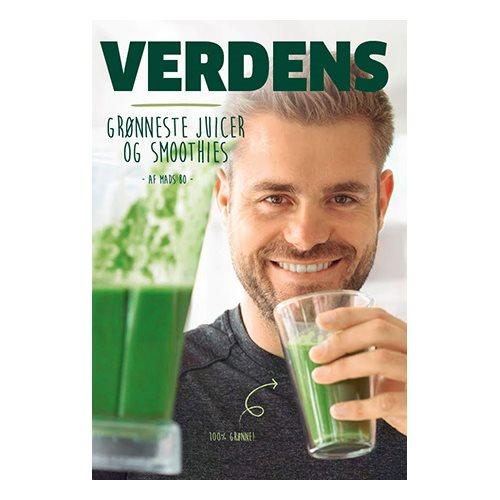 Image of Verdens Grønneste Juicer og Smoothies Forfatter: Mads Bo