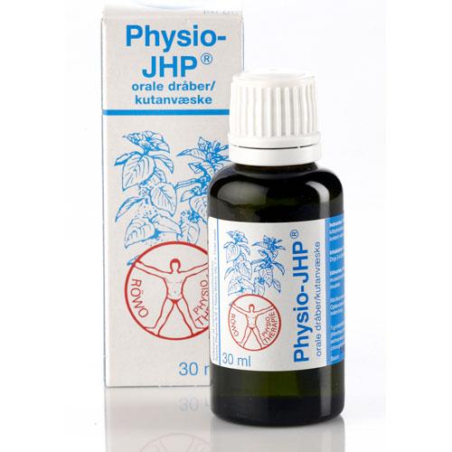 Image of JHP Ægte Japansk Pebermynteolie - 950 mg/gr (30 ml.)