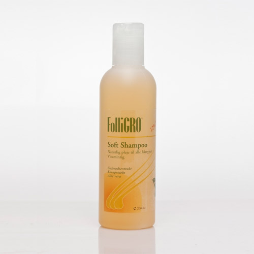 Image of FolliGro Soft Shampoo (200 ml)