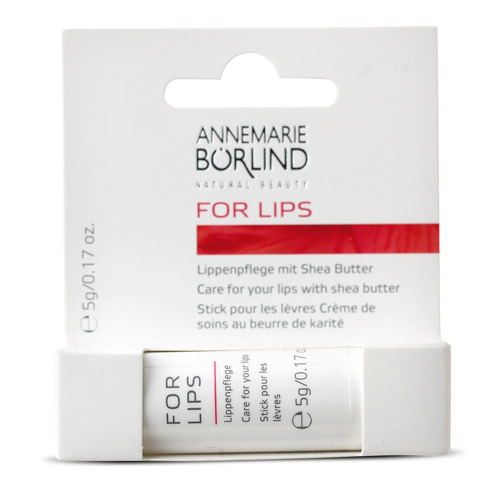 Image of Annemarie Börlind For Lips Shea Butter (5 gr)