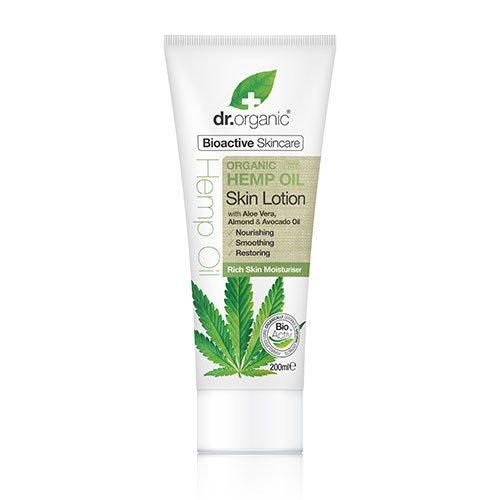 Image of Dr. Organic Skin Lotion Hemp Oil (200 ml)