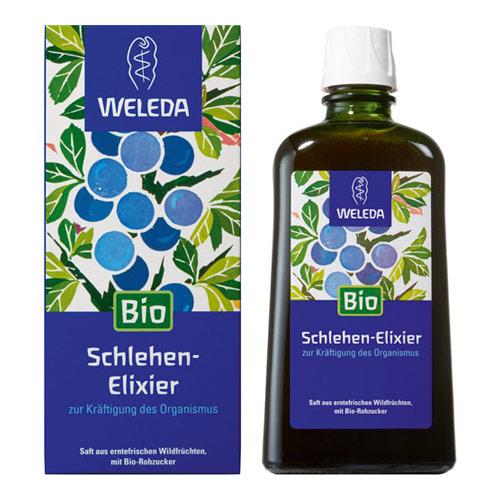 Weleda Slåenbær Eliksir (200 ml)