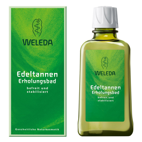 Weleda Pine Reviving Bath Milk (200 ml)