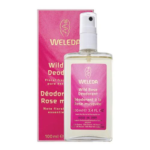 Weleda Wild Rose Deodorant (100 ml)