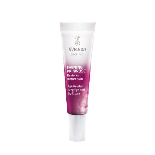 Tilbud på Weleda Evening Primrose Age Revitalising Eye & Lip Cream (10 ml)