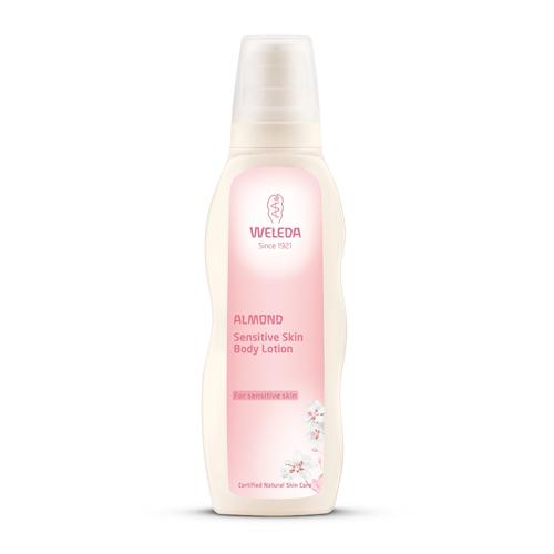 Weleda Bodylotion Almond Sensitiv Skin (200 ml)