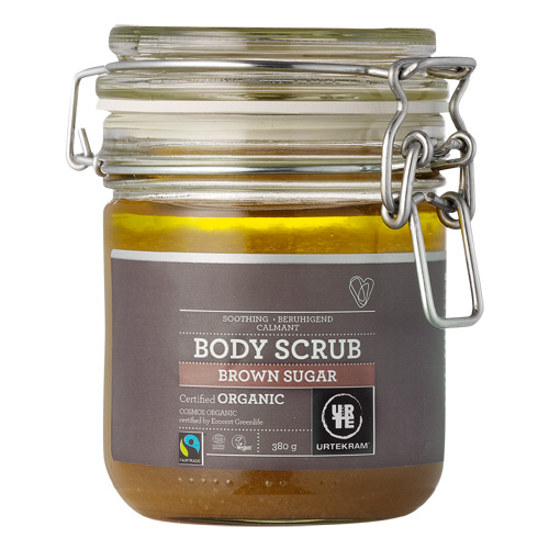 Image of Urtekram Brown Sugar Body Scrub Ø (380 ml)