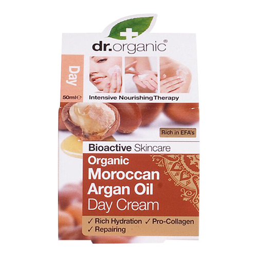 Image of Dr. Organic Day Cream Argan (50 ml)
