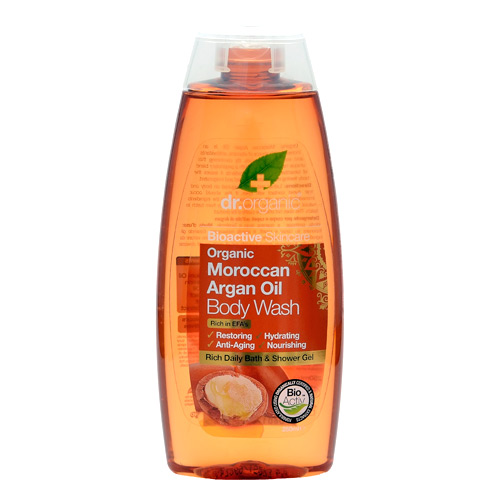 Image of Dr. Organic Bath & Shower Argan (250 ml)