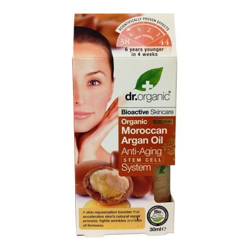 Image of Dr. Organic Stem Cell Elixir Argan (30 ml)