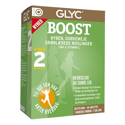 Image of Glyc Boost (120 kaps)