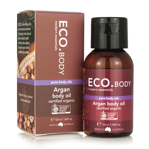 ECO. BODY Argan body Oil (55 ml)