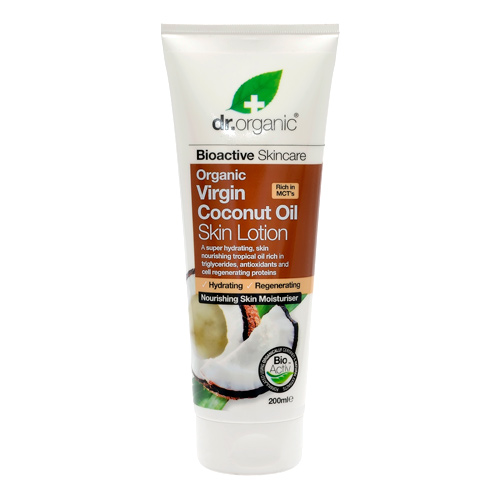 Image of Dr. Organic Lotion Coconut (200 ml)