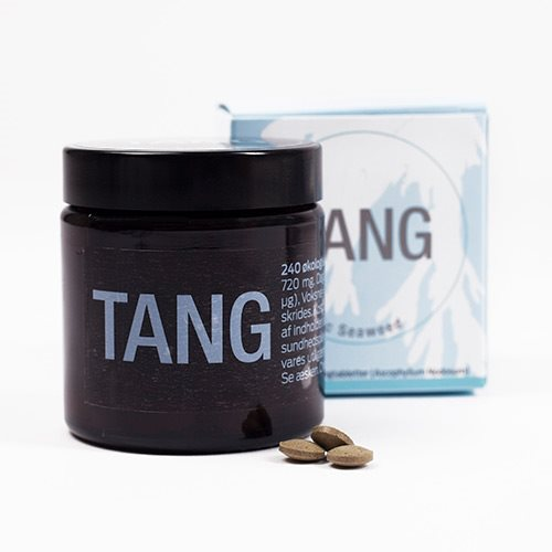 Image of Organic Seaweed Tangtabletter Ø (240 tabletter)