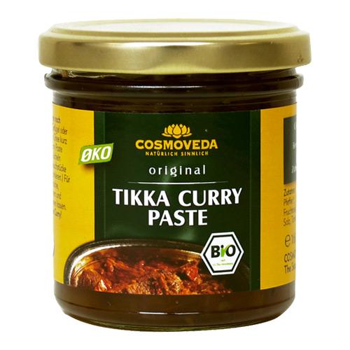 Image of Cosmoveda Tikka Curry Paste Ø (175 g)