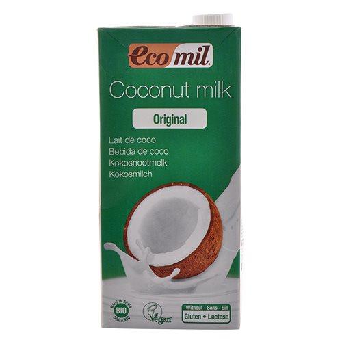 Image of Kokos mælk m. agave Ø Ecomil