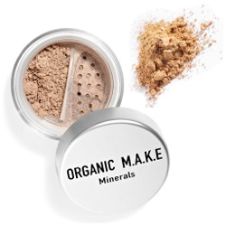 Image of Organic M.A.K.E Foundation Dark (4 gr)