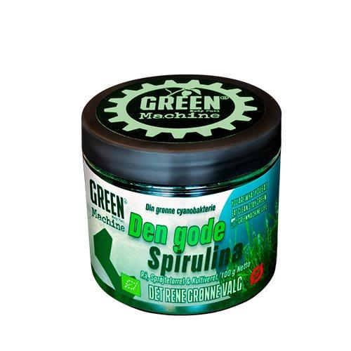 Green Machine Spirulina Pulver Ø