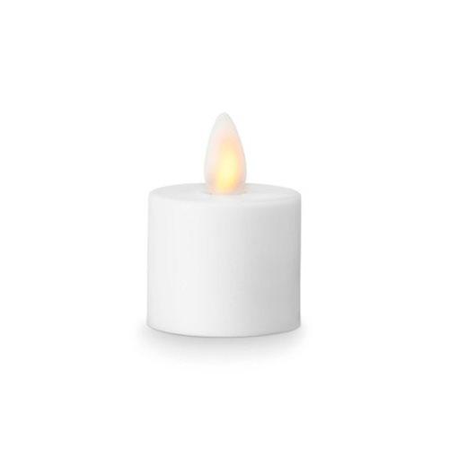 Image of Levelys LED Fyrfadslys Hvid (3,6 x 3,1 cm)