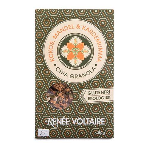 Image of Renée Voltaire Granola Chia Ø Glutenfri (350 g)