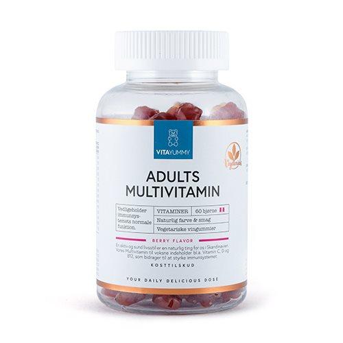 Image of VitaYummy Gummies Multivitamin Adult (60 stk.)