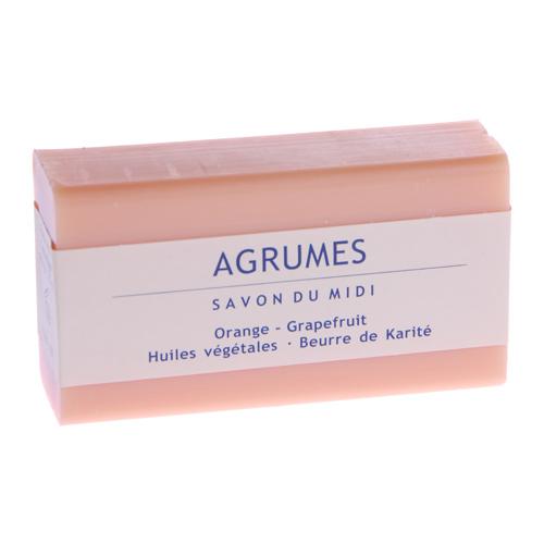 Image of Midi Sæbe Appelsin og Grapefrugt Agrumes (100 gr)