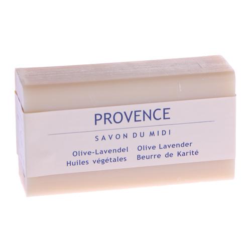 Image of Midi Sæbe Oliven Lavendel (100 gr)
