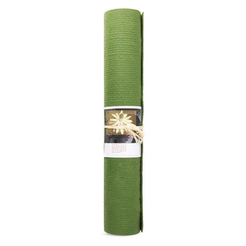 Yogamåtte Eco Lichen Grøn (63 x 183 cm) thumbnail