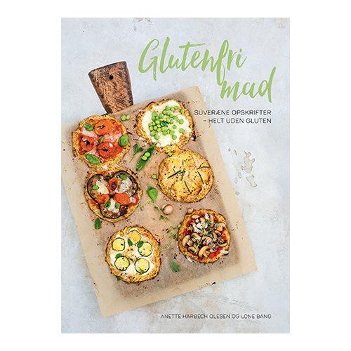 Image of Glutenfri mad - suveræne opskrifter helt u. gluten