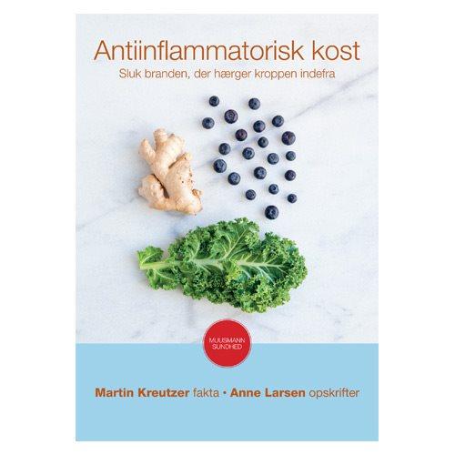 Image of Antiinflammatorisk kost - BOG 128 sider