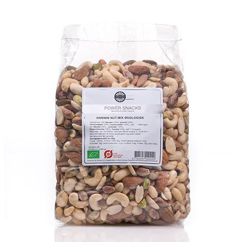 Image of Dannevang Darwin Nut Mix rå Ø (500g)