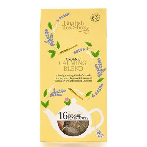 Image of English Tea Shop Calming Blend Tea Ø (16 br)