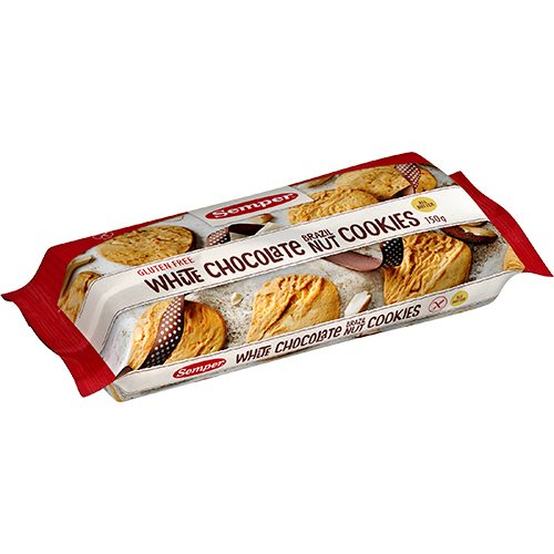 Image of Semper Cookies White Chocolate