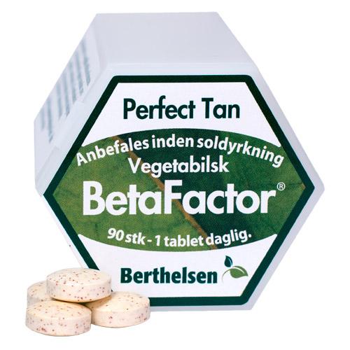 Image of Berthelsen Beta Factor (90 tabletter)