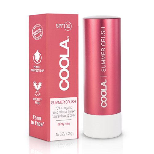 Tilbud på Coola Liplux SPF 30 – Summer Crush (4g)