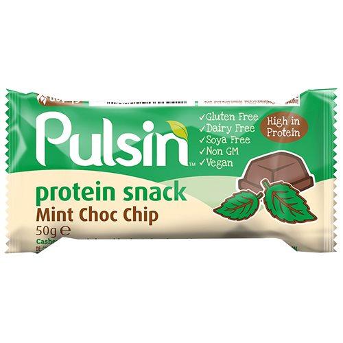 Pulsin proteinbarer fra Helsebixen