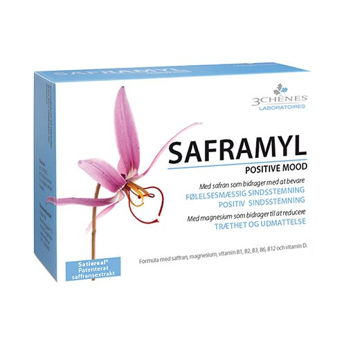 Image of Saframyl Positiv Mood (30 kaps)