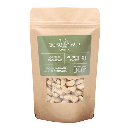 Image of Guru Snack Cashews Original (100 g)