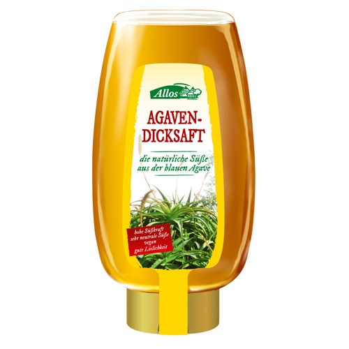 Image of Allos Agave Sirup Ø (500 ml)